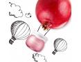 Антивозрастной питательный крем с экстрактом граната Frudia Pomegranate Nutri-Moisturizing Cream